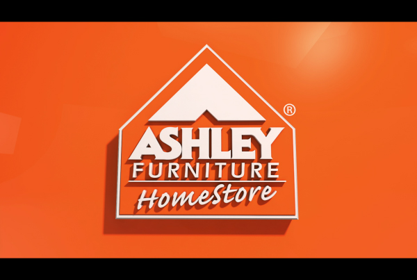 Ashley Furniture HomeStore – Stadium Ad