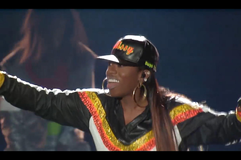 Missy Elliott - Essence Festival