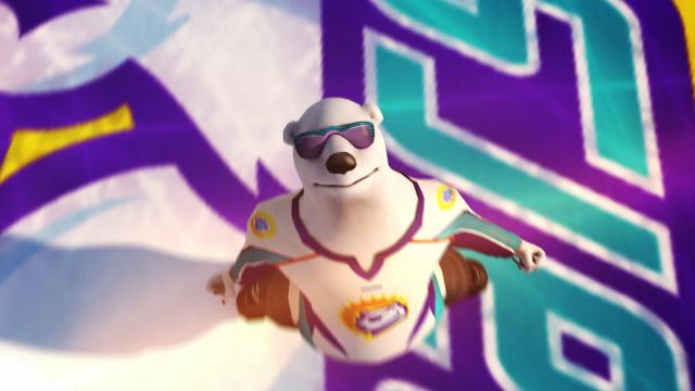 Orlando Solar Bears - 2014 Opener