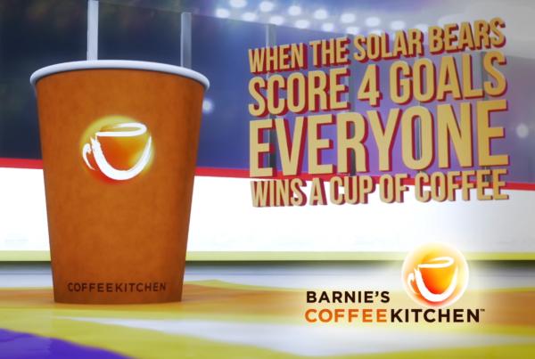 Orlando Solar Bears Barnies Promo