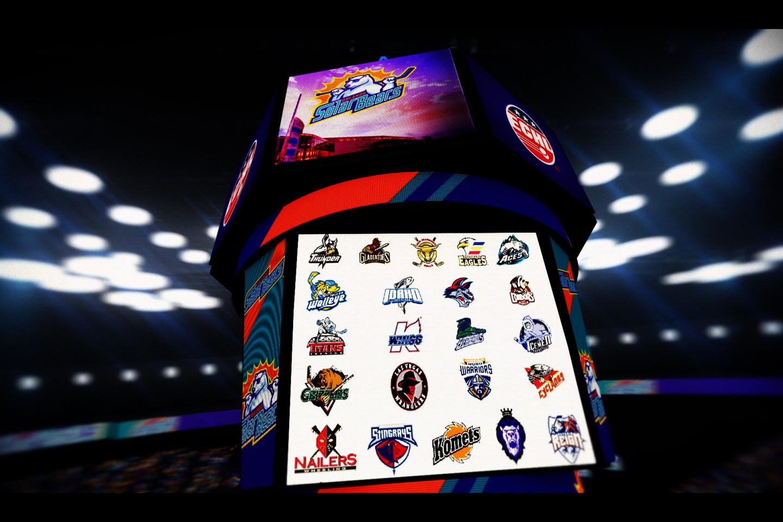 Orlando Solar Bears - 2012-13 Opener